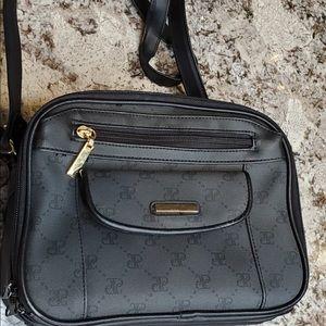 🚩🚩Cute black purse long strap